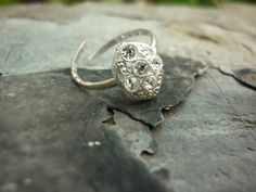 Classic Tribal Indian Silver 925 Toe Ring With by AllThingsEthnic, £13.99