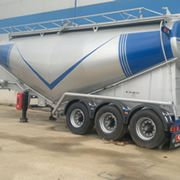 Cement Trailer V Type Take The First Step, Marketing, Cement, Type, Autos, Concrete