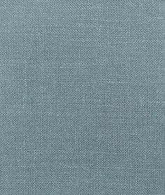Bluestone Irish Linen Fabric - $18.25 | onlinefabricstore.net