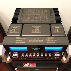 Diy Speakers, Bookshelf Speakers, Equipment For Sale, Audio Equipment, Mc Intosh, Car Audio Battery, Speaker Plans, Speaker Amplifier, Audio Sound