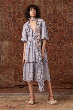 See by Chloé Resort 2018 Fashion Show Collection