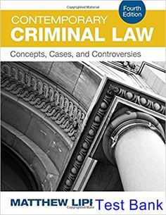 criminal law test with answers Multiple choice criminal law questions & answers essay exams which of the following elements are likely to be included in this common law crime i the elements of an intent to touch offensively, and of an offensive touching of a victim.
