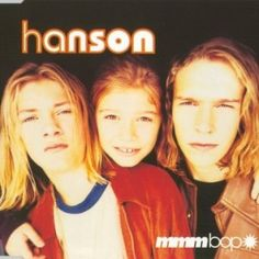hanson - circa 1997. love.