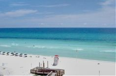 Emerald Isle Vacation Rental - VRBO 152300 - 4 BR Okaloosa Island Condo in FL, Beach Penthuse,2unit/1price,Top Floor/50' 2bch,$995/wk