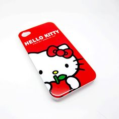 Hello Kitty Hard Case Cover Skin for iPhone 4G / 4S (F) - Cases & Skins - iPhone 4/4S - iPhone Accessories