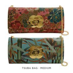 Paolo Perugini è artista e stilista di accessori. Famoso per le sue sculture, per i suoi progetti per Lebole Gioielli e per le bellissime borse Tsuba Bag.