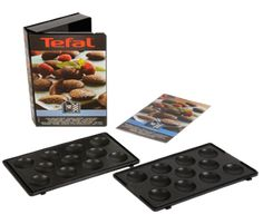 Plaques mini-bouchées Snack Coll. XA801212 - Pour aller avec ma Snack Collection ! - 15-20€