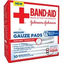 Wow! This week at Walgreens you can pick up CHEAP Band-Aid Gauze Pads! These are a great addition to any First Aid kit!   #ExtremeCouponing #Coupons #Couponing  Visit us at http://www.thecouponingcouple.com for more great posts!