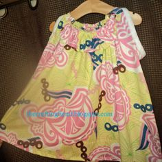 the craftingfiend: Swinging Swingy Dress. Free pattern 2/3T and Tutorial