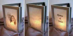 Dollar Store Crafts » Blog Archive » Make Photo Frame Luminarias