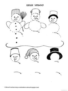 Winter Activities For Kids, Preschool Learning Activities, Cicely Mary Barker, Winter Project, Educational Crafts, Pre School, Cool Kids, Worksheets, Coloring Books