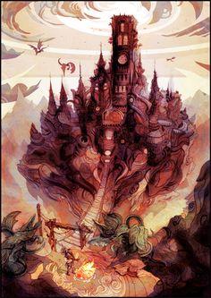Gax, Dark Souls 2 Fanart http://gaxix.tumblr.com/