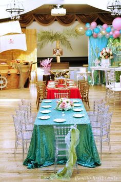 This Joint Mermaid and Pirate Party is the perfect theme for a sibling birthday party! This Mermiad and Pirate Party features amazing decorations, cakes, desserts, party supplies, and more! Combined Birthday Parties, Sibling Birthday Parties, Joint Birthday Parties, Twin Birthday, Pirate Birthday, Birthday Ideas, Princess Birthday, Birthday Bash, Pirate Party Decorations