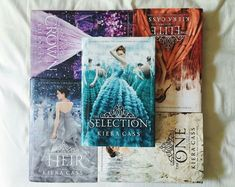 Rating Age Group The Selection series is a romance/dystopian set of novels about a girl named America and … La Sélection Kiera Cass, Kiera Cass Books, The Selection Series Movie, The Selection Kiera Cass, Ya Books, Good Books, Grey's Anatomy, Adult Ballet Class, Maxon Schreave