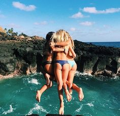 Adventure is waiting || Grab you best gals + go for it