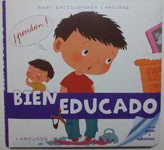 Bien Educado de Baby Larousse. Libros para Niños