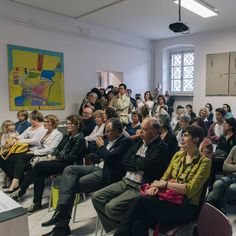 Omissis audience at the Festival inauguration. http://www.omissisfestival.it  ph: Claudia Guido