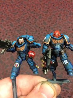 Primaris Marines miniatures