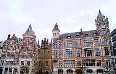 Antwerp city trip