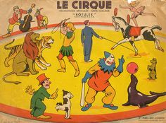 Rotulex le cirque
