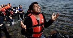 Sementes de Fé Ministry: Segundo Missionário, Jesus apareceu para refugiado...