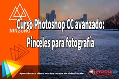 Descargar Curso Photoshop CC avanzado: Pinceles para fotografía  video2brain [MEGA] 1 link