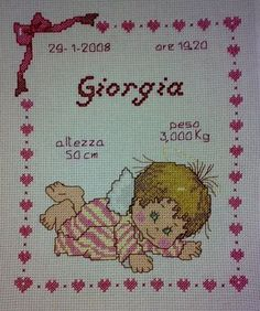 Healthy no-bake cat treats recipes from scratch cookies Cross Stitching, Cross Stitch Embroidery, Minnie Baby, Baby Cross Stitch Patterns, Cross Stitch Angels, Cat Treats, Crochet Baby, Projects To Try, Toddler Chart