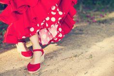 Feria de abril 2014 - Flamenco dance contest and sevillanas