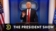 """""""El presidente Show' Trump Responde A Comey Audiencia Porque es El 'Predisent'"""