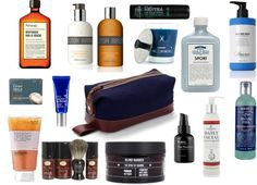 Products for Men- this is a great roundup.  Tried and true.