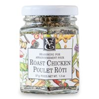 There are so many chicken recipes out there! Here's my  super easy go-to seasoning for the best roast chicken.