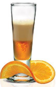 St. Patrick's Day Cocktails:  Irish Knockout  1 oz Cabo Blanco Tequila  ½ oz Orange Liqueur  ½ oz Carolans Irish Cream