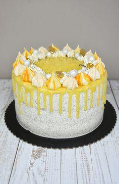 Confectionery, Vanilla Cake, Bakery, Cookies, Food, Poppy, Recipes, Mascarpone, Crack Crackers