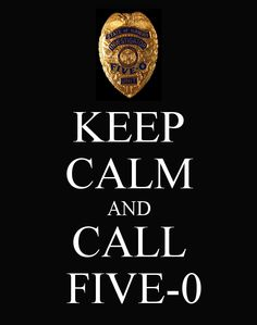 Yes, Commander Garrett and his team will keep you safe... #Hawaii5-0