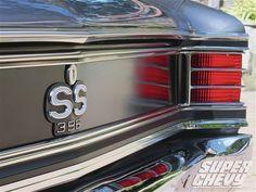 1967 Chevelle SS 396