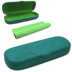 1aa8387b865 Buy MyEyeglassCase Hard eyeglass cases w cloth