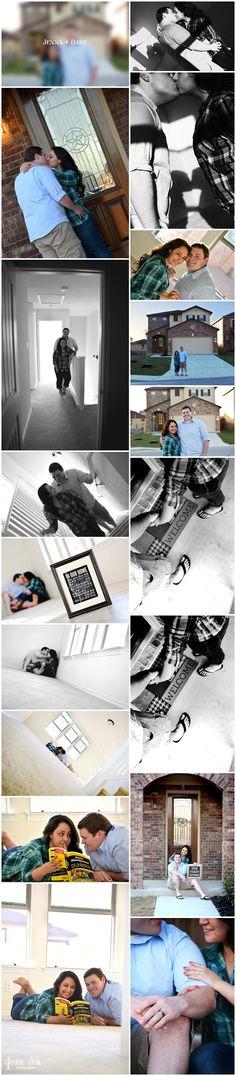 First home photoshoot. San Antonio, texas