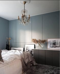 Modern Home Decor Bedroom Home Decor Bedroom, Bedroom Furniture Makeover, Interior Design Living Room, Home Bedroom, Bedroom Interior, Bedroom Design, Interior Design Bedroom, Home Decor, House Interior