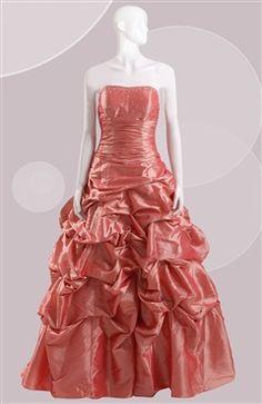 A-line Oranges Floor-length Floor-length #Prom #Dress Style Code: 06668 $139