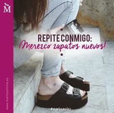 Repite Zapatos Cada Que Otro Vez De Frases Compres Par Bwvqap0w