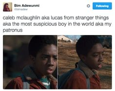 But can we just take a moment to appreciate Lucas the Suspicious™? | Lucas From…
