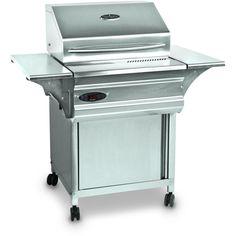Memphis Grills Advantage Plus 26-Inch Pellet Grill On Cart - VG0050S4-P