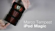 iPod으로 하는 마술^^   iPod Magic - Deceptions by Marco Tempest. Here is the preview of my ipod magic. Have fun watching and let me know what you think. More information about my magic can be found at http://marcotempest.com