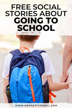 Looking for a going to school social story? These free social stories about going to school are great for kids transitioning back to school Social Skills Lessons, Social Skills Activities, Teaching Social Skills, Life Skills, Personal Space Social Story, Social Stories Autism, Autism Resources, Autism Parenting, Printable Activities For Kids