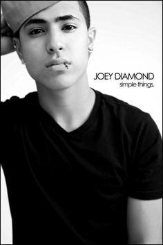 Joey Diamond. my new cutie <3