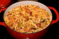 Spicy Cajun Chicken and sausage jambalaya [oC] #food #foodporn #recipe #cooking #recipes #foodie #healthy #cook #health #yummy #delicious