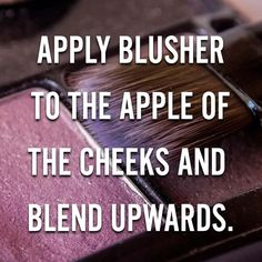 Check out this make-up tip! For fantastic looking blusher, start by applying the blusher to the apple of the cheek and blend up for healthy looking rosy cheeks. #Blusher #Makeup #Brush Blusher Makeup, Makeup Brush, My Email Address, Avon Catalog, Clean Beauty, Distillery, Makeup Tips, The Balm, Finding Yourself
