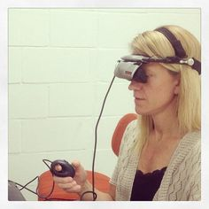 Do gravity effects on neurovestibular system cause changes in 3D visual perception? We'll see.  http://www.nasa.gov/mission_pages/station/research/experiments/971.html