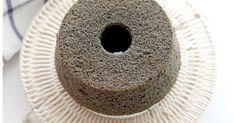 Foodagraphy. By Chelle.: Black sesame chiffon cake
