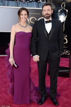 Bennifer Two: Ben and Jennifer Garner, pictured on February 24, 2013, wed in 2005 and are ...
